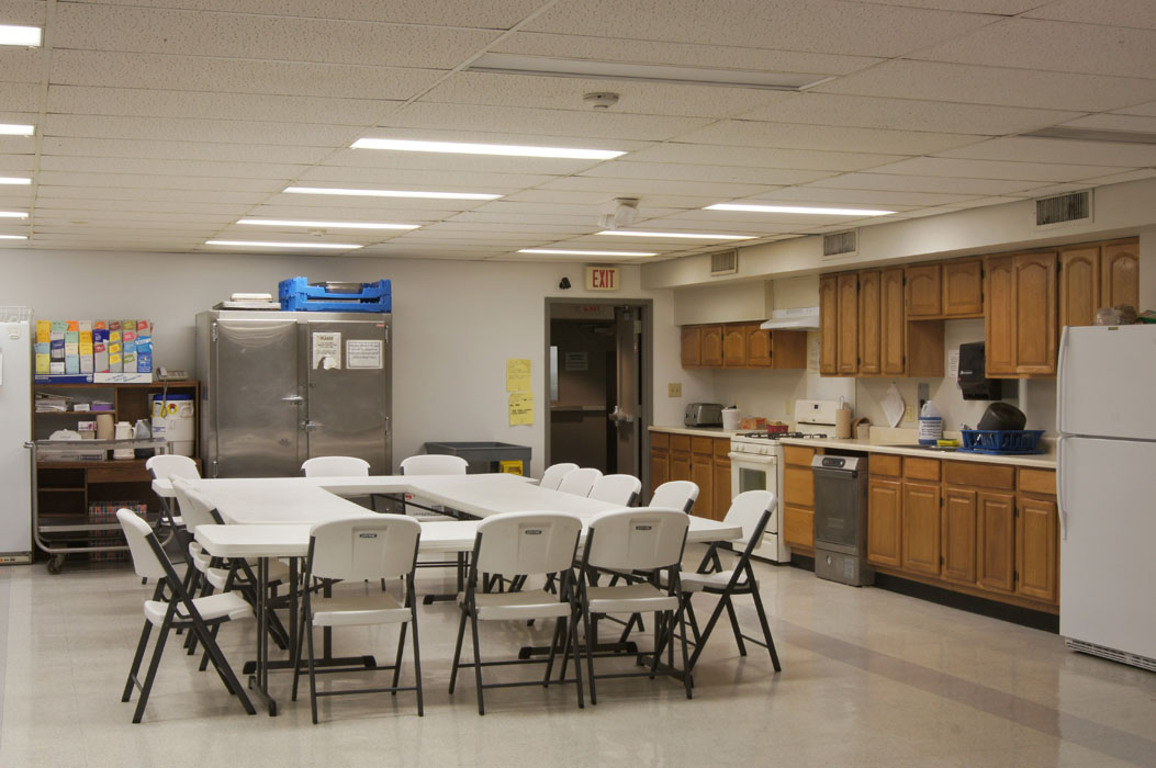 ACC Main Dining Area