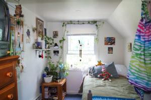 Merrick Womens Room 2 300x199 - Merrick House Women's Bedroom