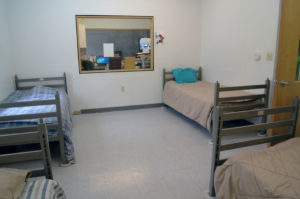 Nurses Station View 300x199 - Primary Care Unit (PCU)